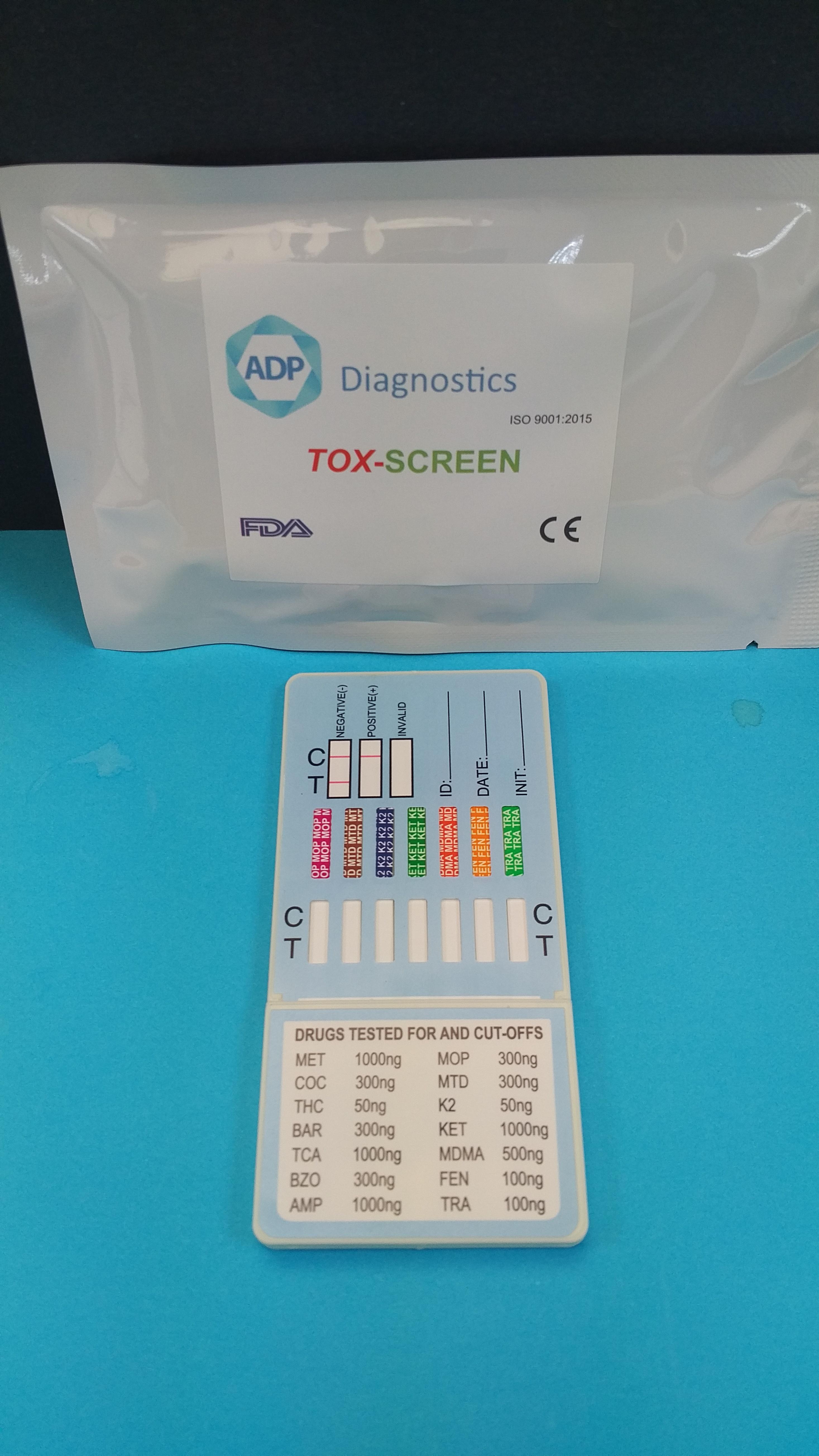 Serum Indices QC - ADP Diagnostics