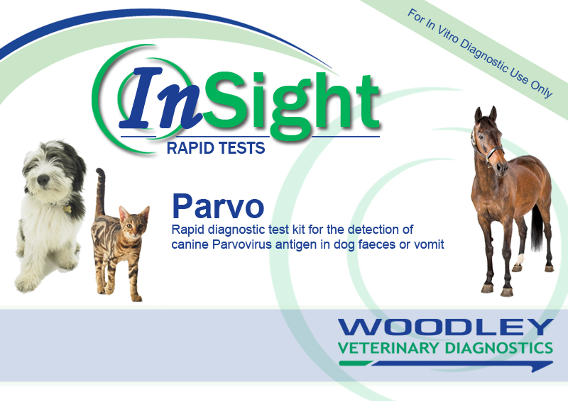 InSight Parvo Rapid Diagnostic Test